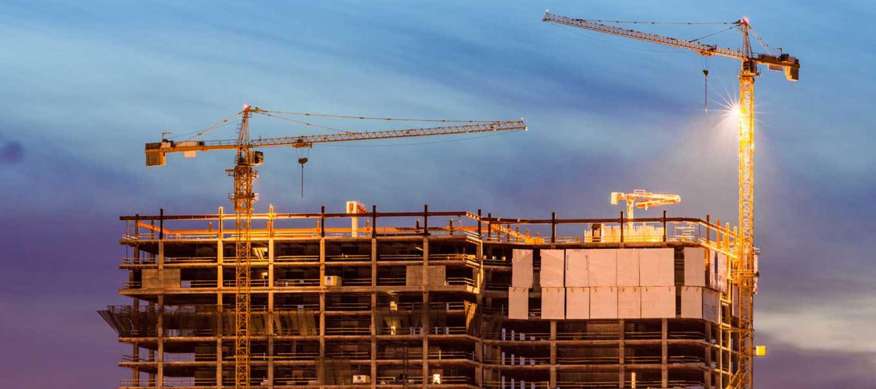 Adhesives & construction