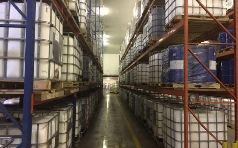 New Warehouse & Distribution Partner – Truswell Haulage Ltd